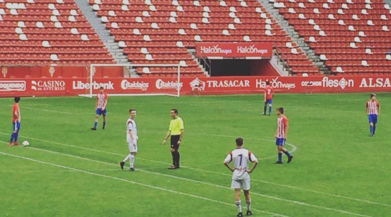 Final Torneo de Barrios: Real Sporting de Gijón 5 – 2 TSK Roces