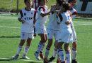 El Infantil de la AVV. C. Roces consiguió una merecida victoria ante el Real Sporting de Gijón B
