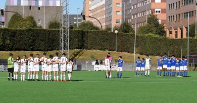 1ª INFANTIL: TSK Roces 3 – 4 Real Oviedo