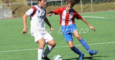 2ª CADETE: TSK Roces B 1 – 9 Real Sporting de Gijón