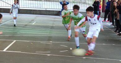 PRIMERA BENJAMIN: TSK Roces A 6 – 1 Aller Deportivo A
