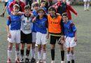 Primera Infantil: Caudal Deportivo 1-6 AV. Roces