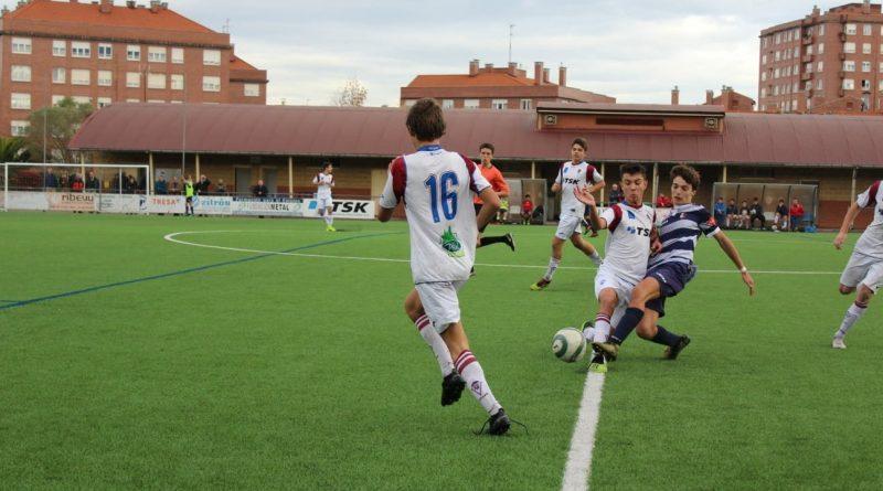 Segunda Cadete: TSK Roces B 2-0 Asunción C.F. B