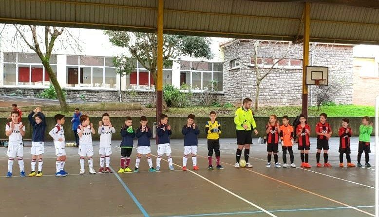 Primera Prebenjamín: TSK Roces 6-2 Veriña C.F