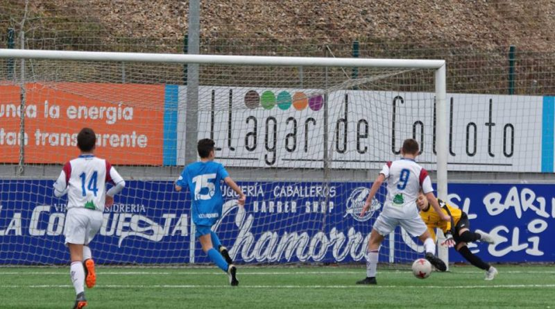 Primera Infantil: C.D. Covadonga 0 – 5 TSK Roces.