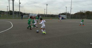 Segunda Prebenjamín: C.D. Arenal 2-3 TSK Roces B