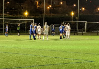 Primera Cadete: TSK Roces A 3-4 Real Avilés SAD