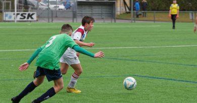 Primera Infantil: TSK Roces 7-0 Alcazar CF
