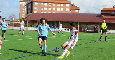 Segunda Cadete: TSK Roces B 5-0 Alcava