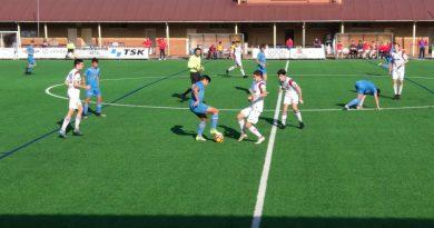 División de Honor: TSK Roces 5-0 Alondras C.F.