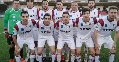 Regional Preferente: TSK Roces 0-0 CD Vallobín