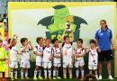 La E.F. Roces de 4 años ha quedado Campeón de Liga