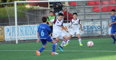 Primera Alevín: Covadonga Roces A 0-6 Real Oviedo A