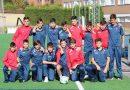 Segunda Cadete: TSK Roces B 5-1 Veriña C.F A