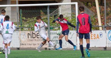Segunda Cadete: TSK Roces B 8-0 G.D. Bosco