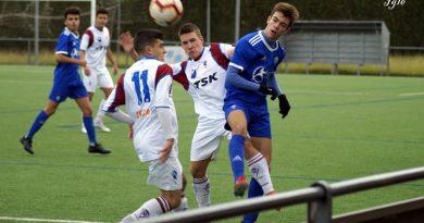 Liga Nacional: TSK Roces B – C.D. Covadonga A