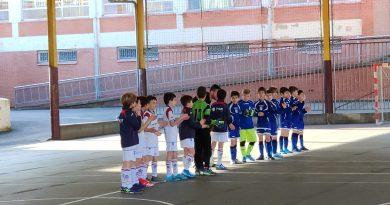 Primera Benjamín: TSK Roces 5-3 Centro Asturiano