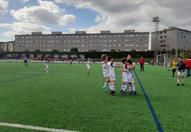 Tercera Alevín: TSK Roces B 5-0 SD Atlético Camocha