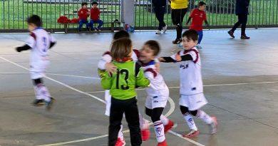 Liga Prosoccer 5 años: EF Roces A 6-1 EF Mareo A