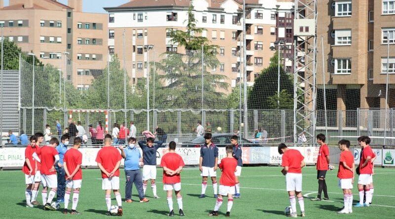 1ª Cadete: TSK Roces 4-0 Berron CF