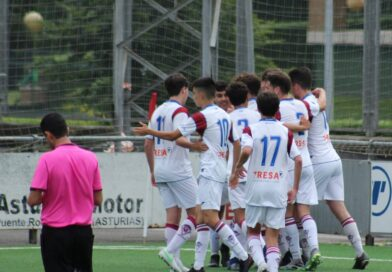 El Cadete A se clasificó para las semifinales del Torneo Federación