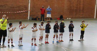 El Prebenjamín A del TSK Roces clasificado para las semifinales del Torneo Federación