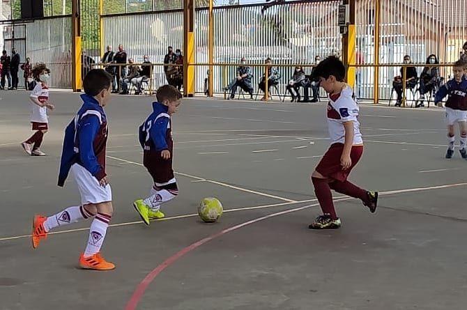 Tercera Prebenjamin: U.D Gijón Industrial 6 – 0 NSC Roces C