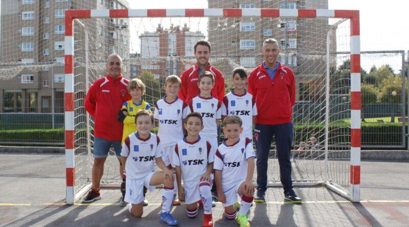 El Benjamin A del TSK Roces empieza la liga con victoria